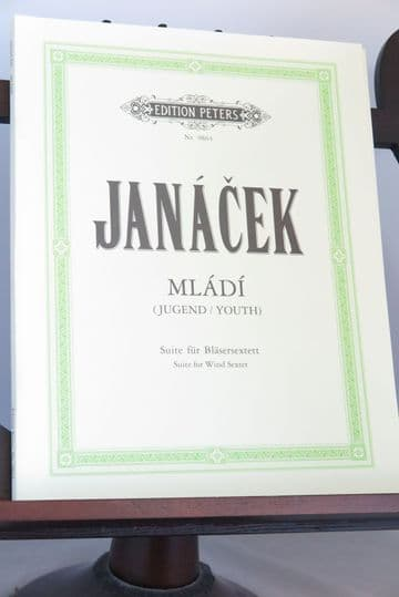 Janacek L - Mladi (Youth) Suite for Wind Sextet